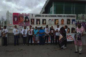 Movimiento por nuestros desaparecidos
