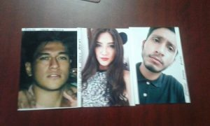 Jóvenes desaparecidos