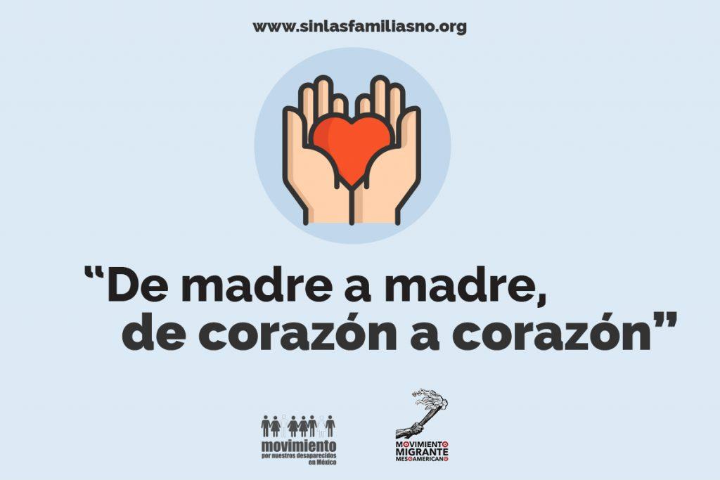 madres migrantes en México