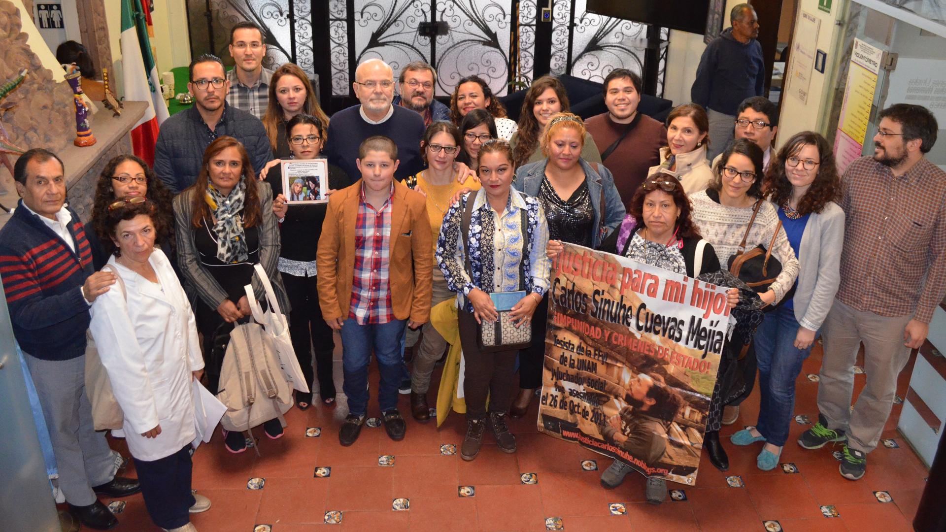 Personas desaparecidas en México