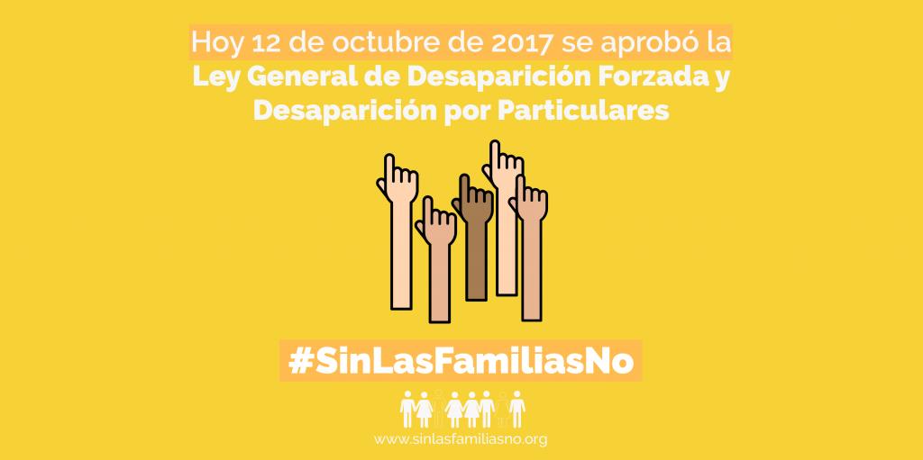 #SinFamiliasNo