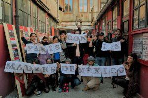 Fotografía: hasta encontrarles (París - Ayotzinapa)