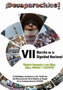 VII Marcha de la dignidad