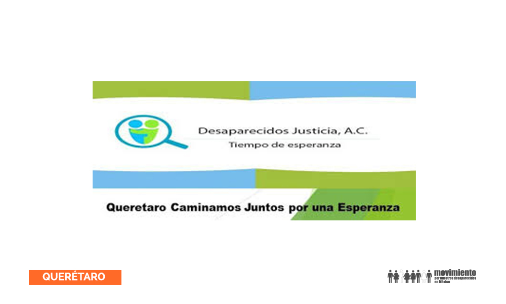 Desaparecidos de Queretaro - Movimiento por nuestros desaparecidos en México