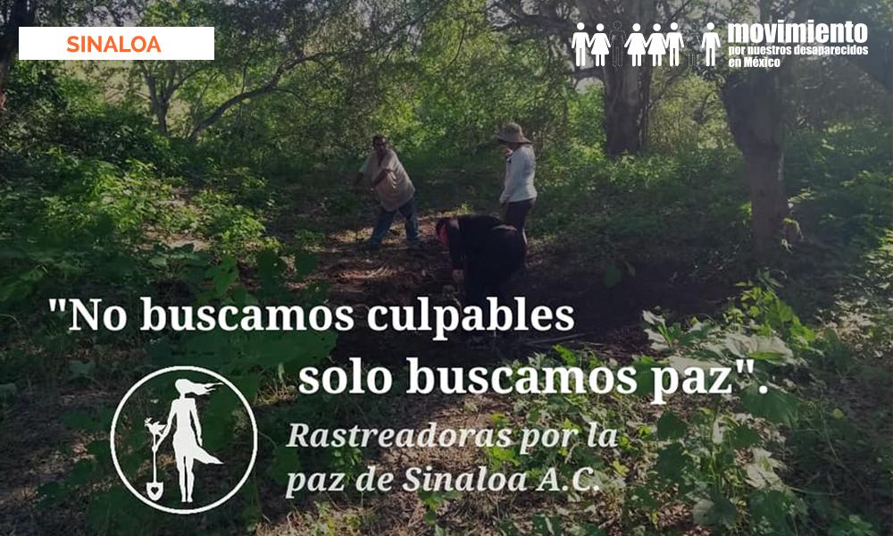 Rastreadoras por la paz de Sinaloa A.C.