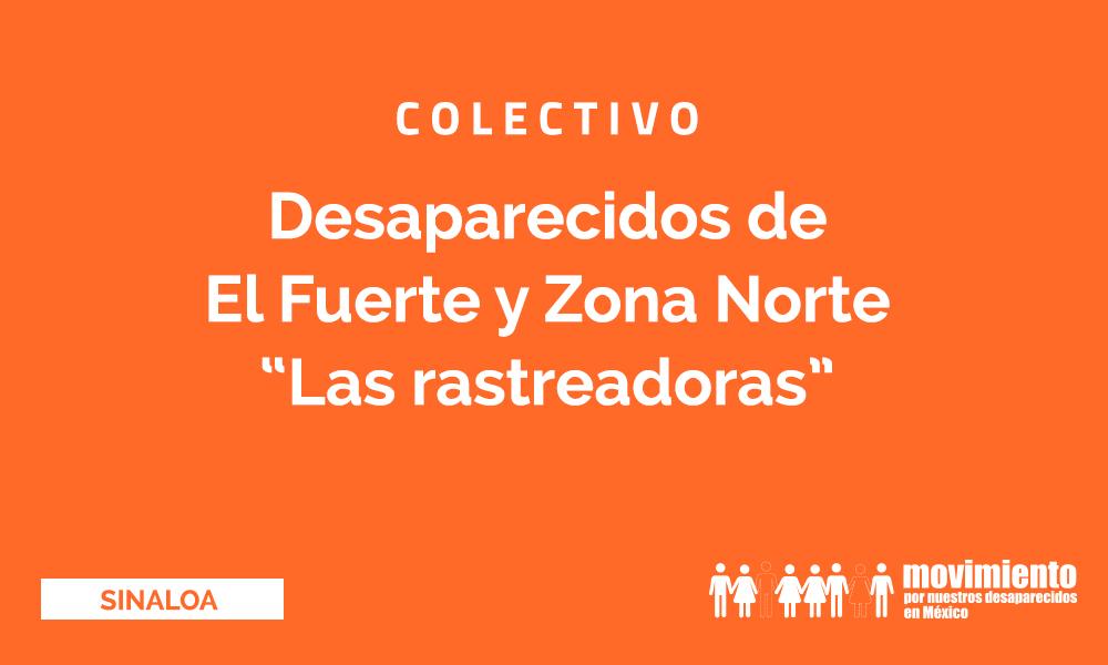 """Desaparecidos de El Fuerte y Zona Norte """"Las Rastreadoras"""""""