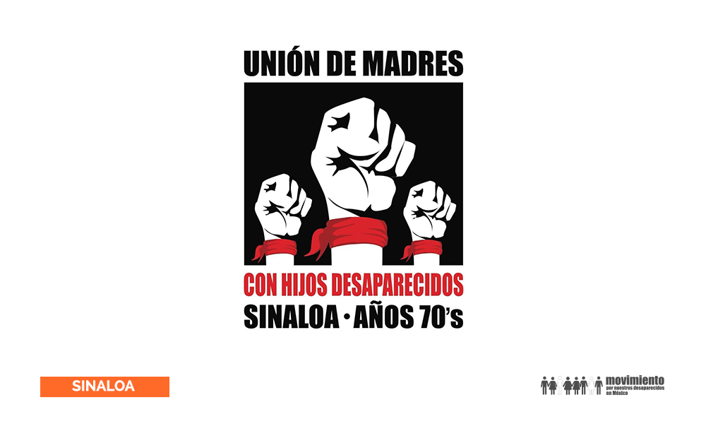 Unión de madres con hijos desaparecidos Sinaloa