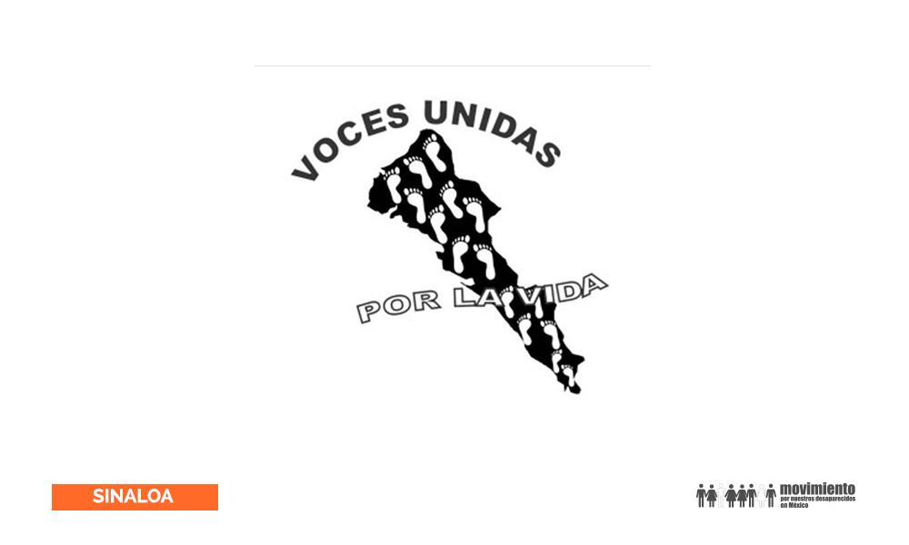 Voces unidas por la vida Sinaloa - Movimiento por nuestros desaparecidos en México
