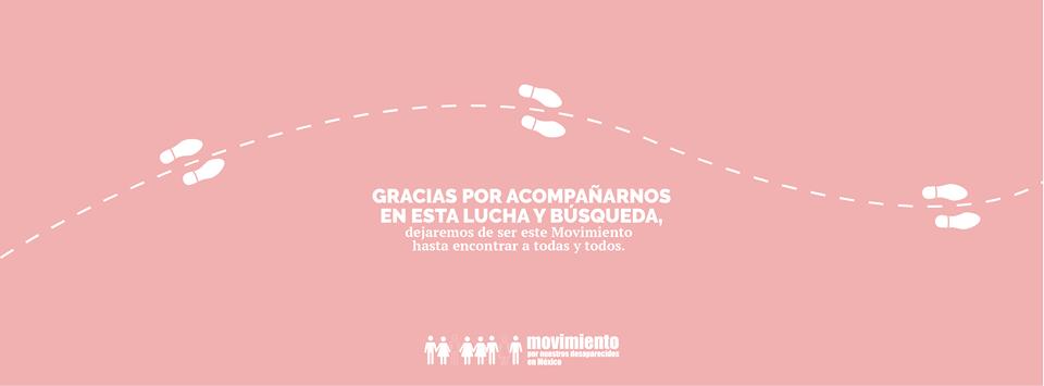 Gracias - Movimiento por nuestros desaparecidos en México