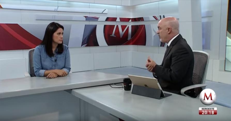 Lisa Sánchez habla de la personas desaparecidas en México