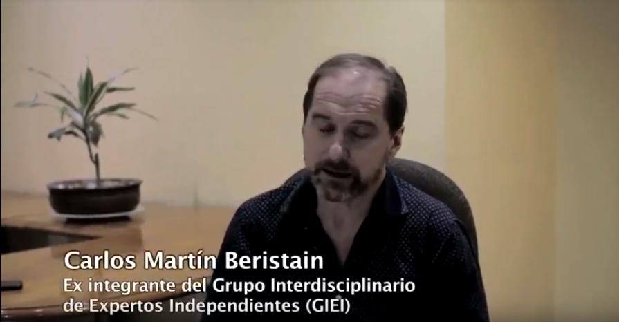 Entrevista a Carlos Beristain