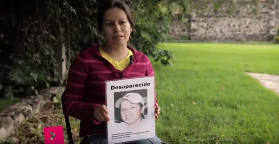 Maria Melo - Por qué es importante la participación de las familias en la ley de desaparición