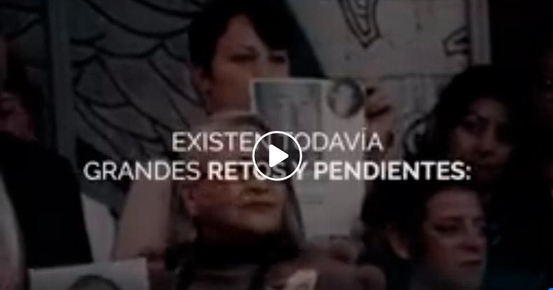 Grandes pendientes - Desapariciones en México