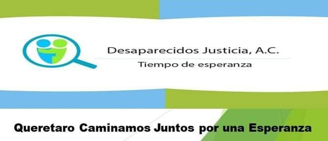 Desaparecidos Justicia A. C. Movimiento por nuestros desaparecidos en México