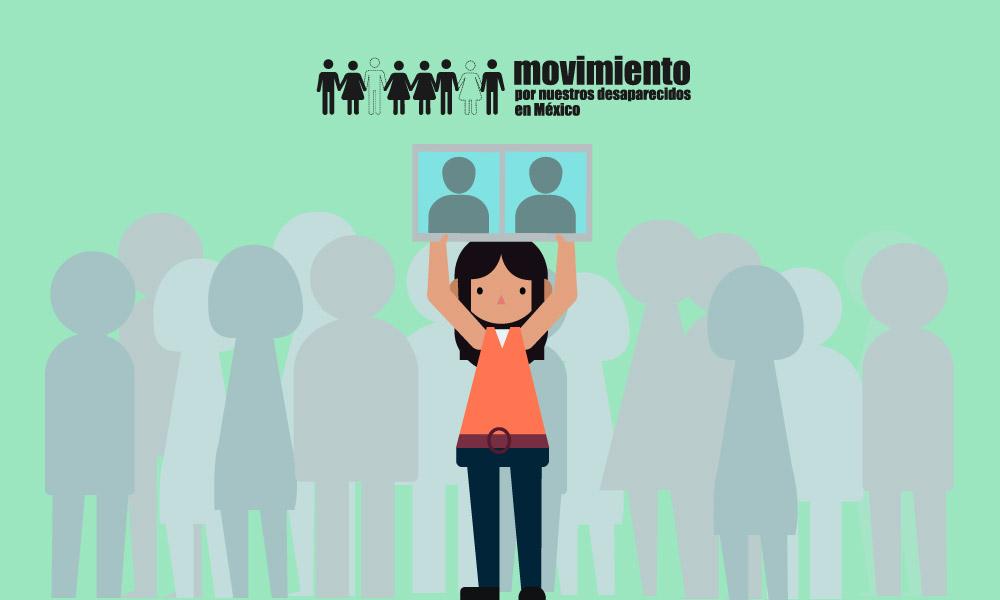 Noticias del movimiento por nuestros desaparecidos y la ley desaparición