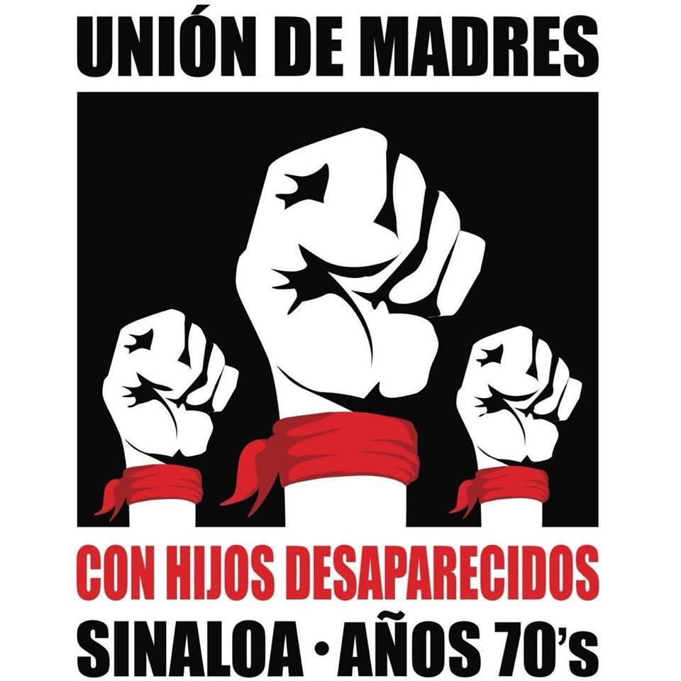 Unión de madres con hijos desaparecidos Sinaloa - Años 70's
