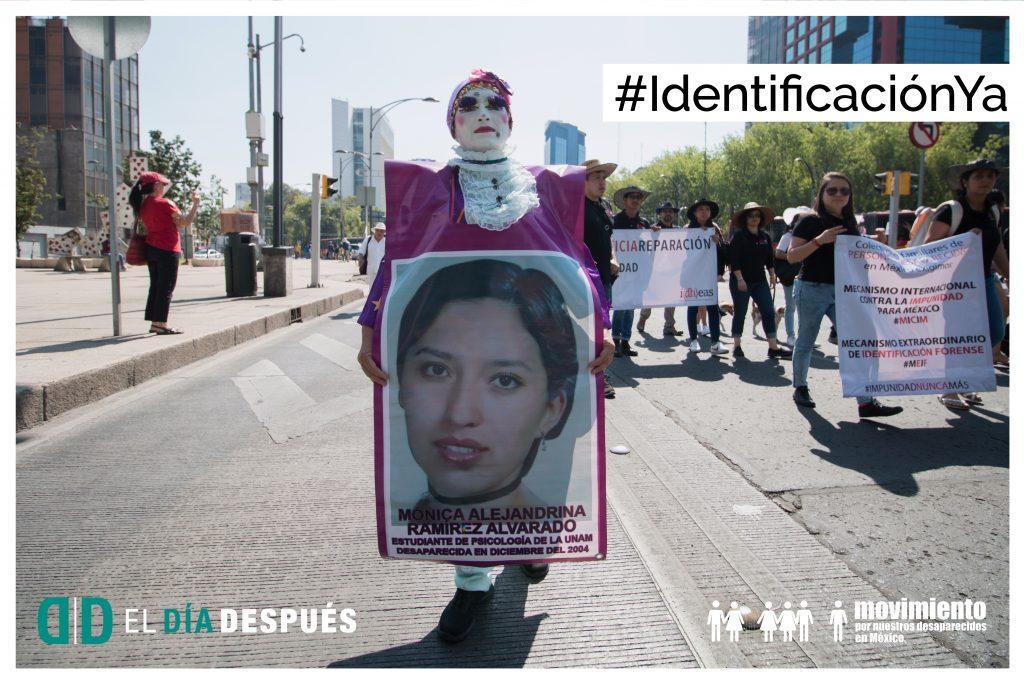 #IdentificaciónYa - Movimiento por nuestros desaparecidos en México